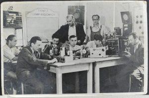 אורט קראקוב ביס ללימודי רדיו 1947