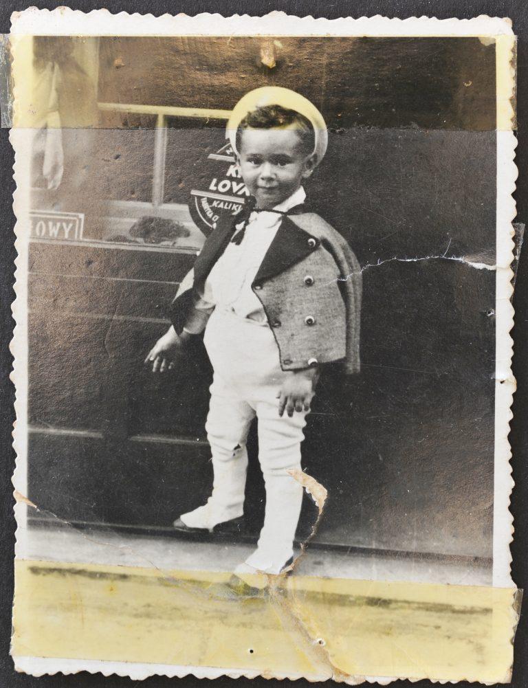 אלי בוסק 1936