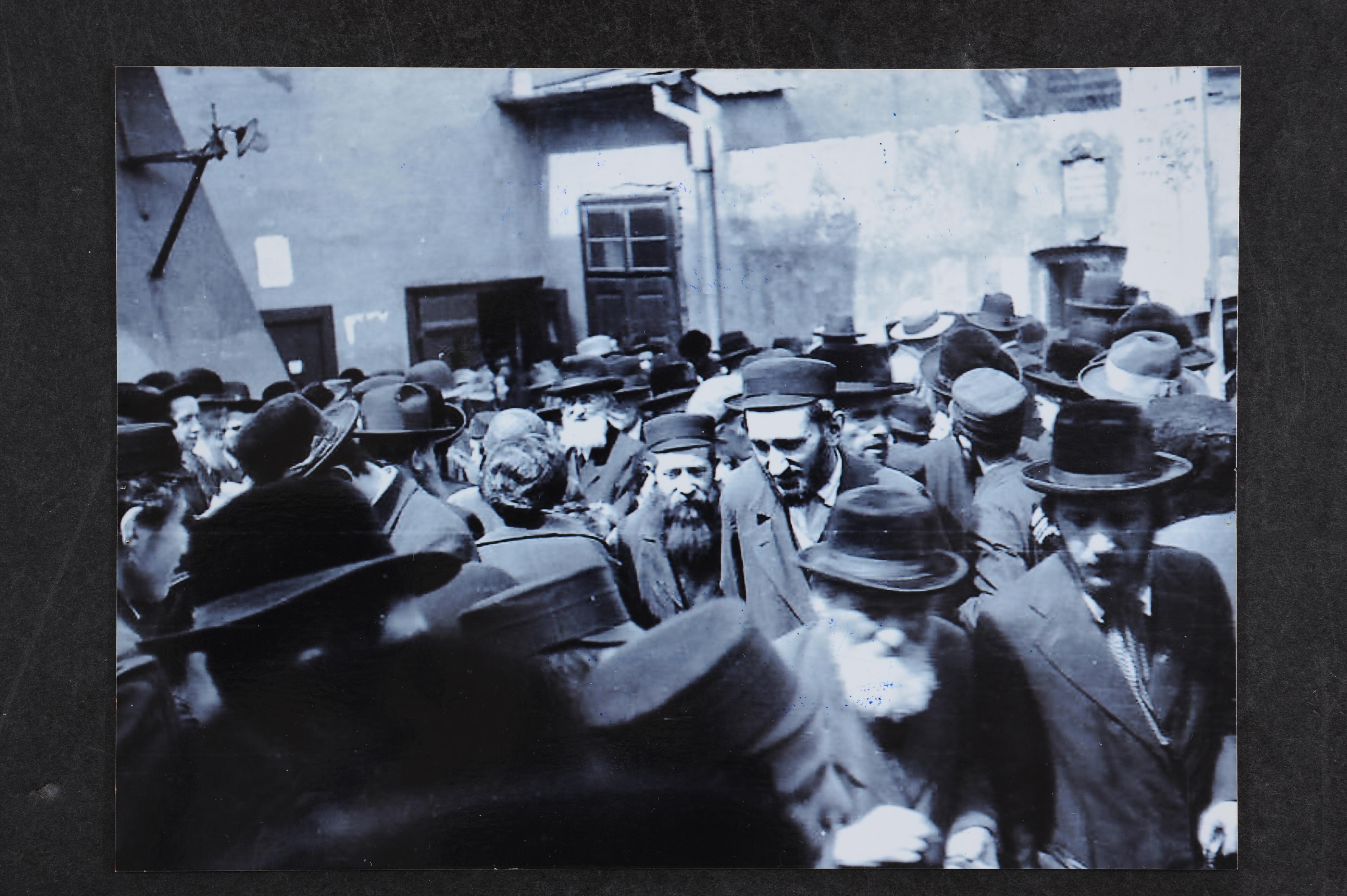 יארצייט הרמא לג בעומר 1932