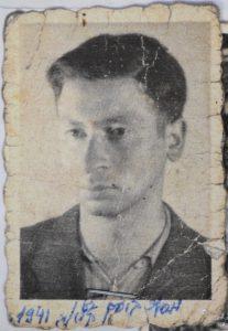 יוסף בוסק בגיטו 1941