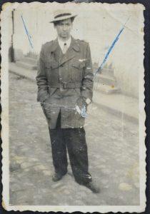 יוסף בוסק קראקוב 1946