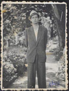יוסף בוסק 1946