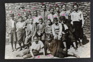 כיתה יוסף בוסק ביס תחכמוני 1932