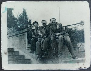 מאיר בוסאק וחברים 1939