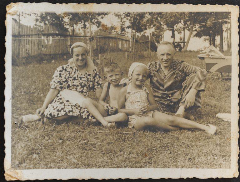משפחת וולקנפלד אחותה של ברוניה בוסק