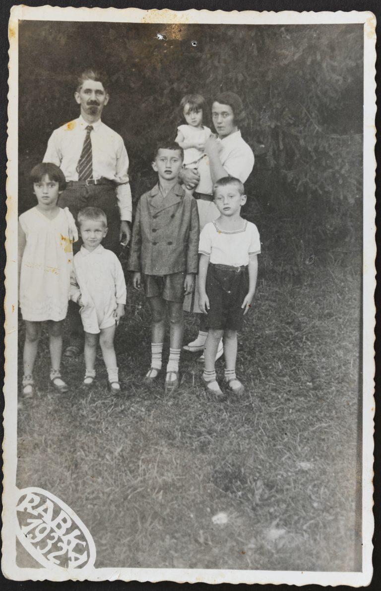 משפחת יעקב ואלה בוסק